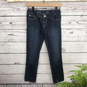 The Limited • Simply Straight 678 Jean